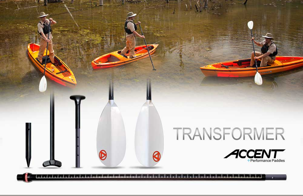 Accent Transformer Paddle