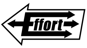 Effort Inc arrow logo