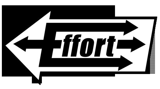 Effort Inc arrow logo